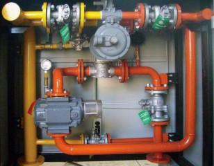 船厂焊接平台气体流量检测及控制